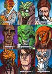 Topps SWGF Series 2 - 05 - Jedi