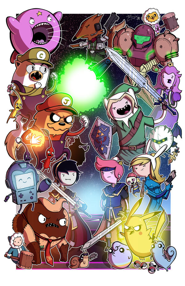Super Smash Time - Collab w Mike Vasquez