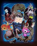 Evil Dead Time - Collab w Mike Vasquez