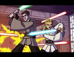 Commish - Jedi Team