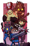 Guardians of OOO - Collab w Mike Vasquez