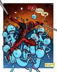 Mr Deadpool - Collab w Mike Vasquez