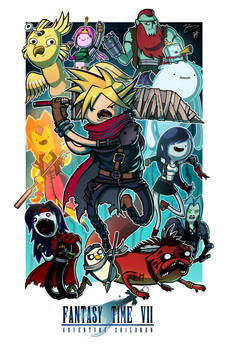 Fantasy Time VII - Collab w/ Mike Vasquez