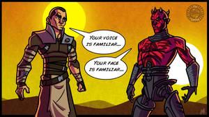Comlink Comics - Familiar