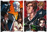 Topps - Star Wars Master Works 3 by JoeHoganArt