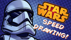 Force Friday Speed Drawing