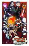 Adventure Wars - TFA - Collab w/ Mike Vasquez