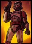 Battlefront Imperial Shock Trooper