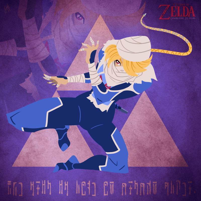 30 Days of Zelda - 07 by JoeHoganArt