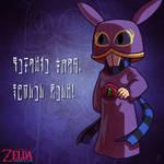 30 Days of Zelda - 27 by JoeHoganArt