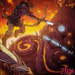 30 Days of Zelda - 30 - Finale by JoeHoganArt