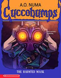 Print - Cuccobumps - Goosebumps meets Zelda by JoeHoganArt