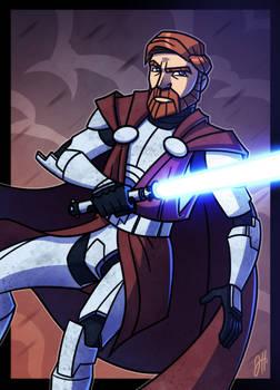Commish - Kenobi