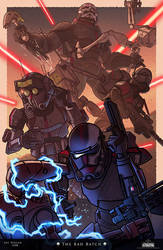 The Bad Batch - Star Wars Celebration 2020 Print