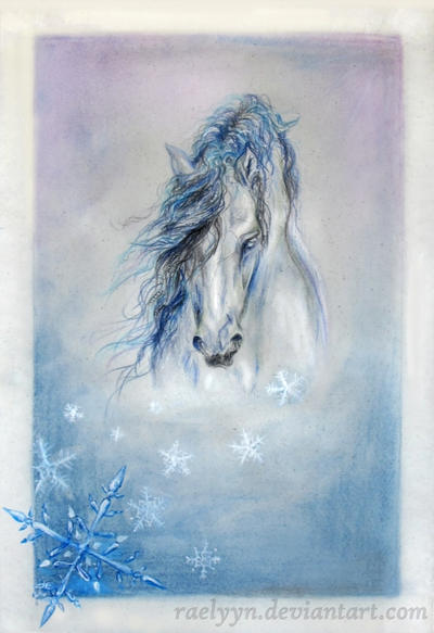 Spirit of Winter by Raelyyn