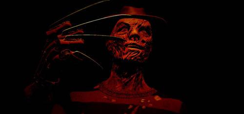 Freddy Krueger by Probroart95