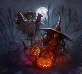 HalloweenWitch by jpedro