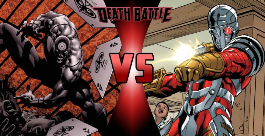 Death battle bullseye vs deadshot by jamesbreaker15 on deviantart screen shot 2016 01 11 at 33607 pm by jamesbreaker15 altavistaventures Image collections
