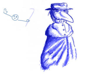 Dr Beak by Agnurlin