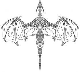 Tattoo of the Dragon by Agnurlin