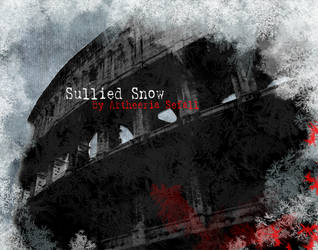 Sullied Snow Cover