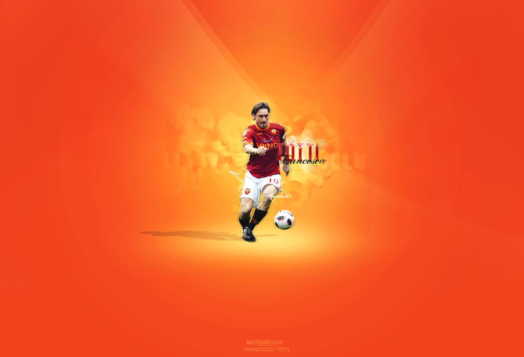 Totti by Matebarchuc