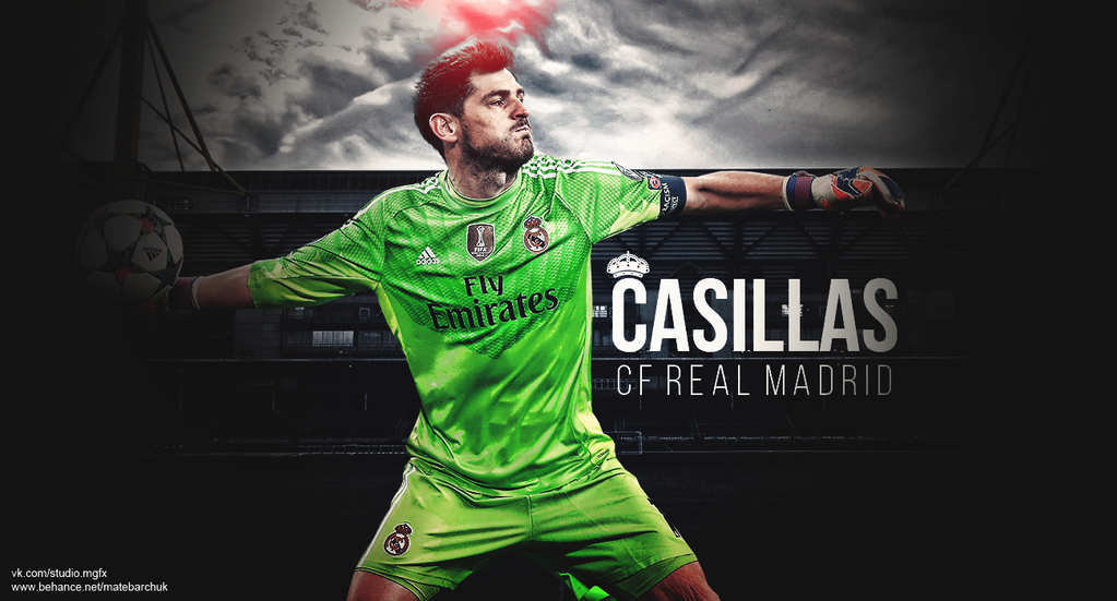 Casillas by Matebarchuc