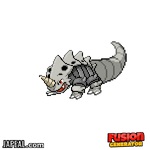 Pokemon Fusion: Lairdon