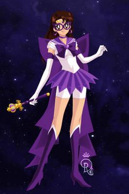 Jaiden as a Sailor Scout
