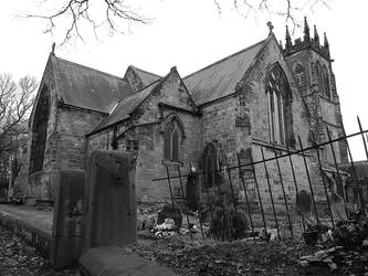 St Mary's Church, Lymm. by NaturesTouch