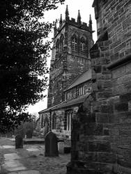 St Mary's, Lymm. by NaturesTouch