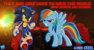Only hope to save the world are them! by lukaafx