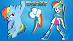 Rainbow Dash - Wallpaper