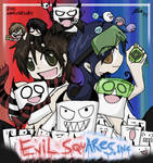EvilSquares inc. anniversary