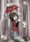 Bryarcat: It's raining Bobs