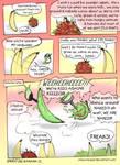 Immature Banana 2