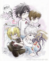 random Death Note pic by Chocoreaper