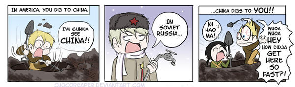APH - In Soviet Russia... by Chocoreaper