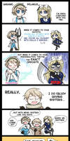APH: Sisters Confusion