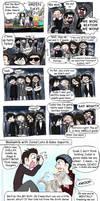 2009 VMA comic + MEANWHILE...