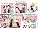 ON CRACK: Blonde Gerard Way