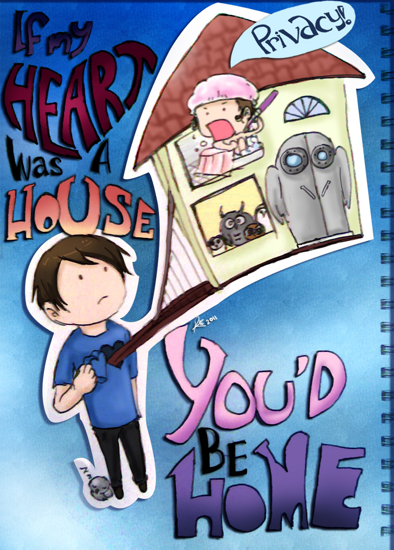 If My Heart Was A House by Chocoreaper