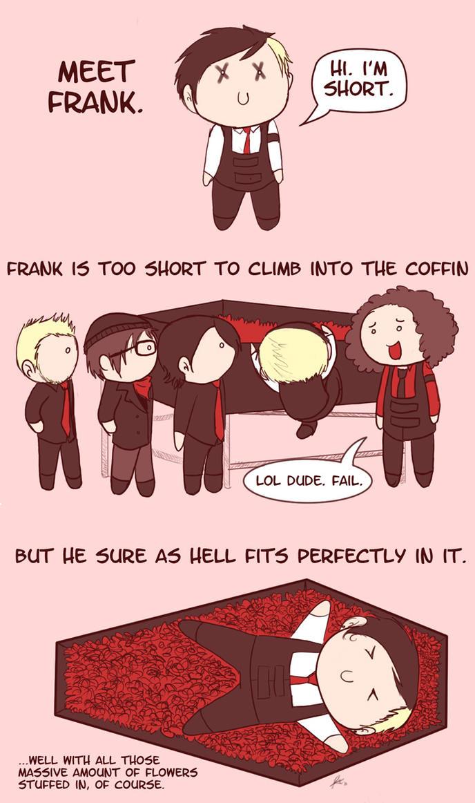 MCR - Good ol' short Frank by Chocoreaper on DeviantArt