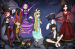 A Comichaos Wonderland