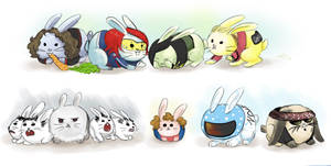 MCR: Killjoy Bunnies