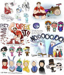 WiR + ROTG doodledump