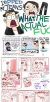comicdump + doodledump Apr 2013