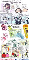 30STM FOB Paramore doodles