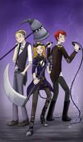 Arttrade Shadowgirl230