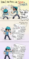 How I Tag Stuff by Chocoreaper